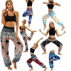 Six, loose, sports, yoga pants, casual women's wear, trousers, Light Lantern Dance pants 015 uniform code