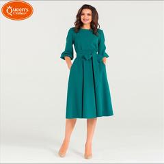 Net minimum prices, new items on sale, good quality, ladies, dresses green s