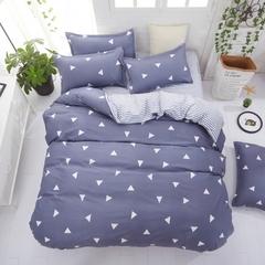 Classic Bedding Set 24 Kinds Bed Linen Four Pieces Duvet Cover Set AB Side Duvet Cover 2019 Bed 1# 1.5M Four Pieces Duvet Cover