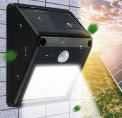 20LED Solar Power Wall Light Outdoor Waterproof Energy Saving Yard Path Home Garden Security Lamp