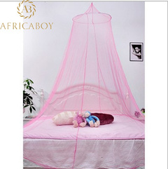 Round mosquito net suspended by dome mosquito net 250 * 900 * 60cm Red 250 * 900 * 60cm