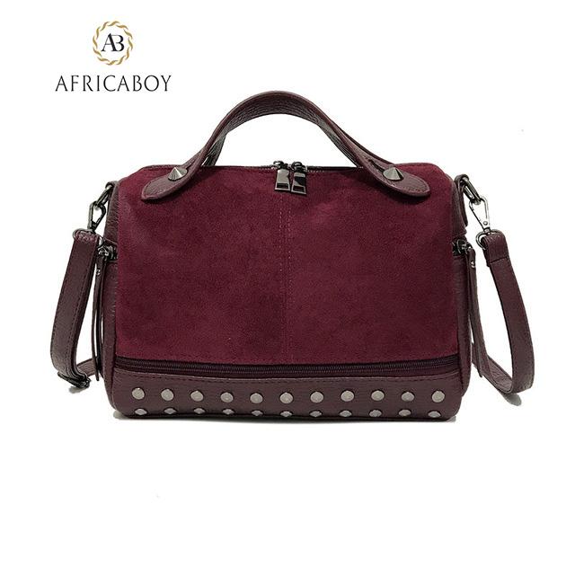 Women's Bag Fashion Women's Handbag Single Shoulder Bag Slant Bag red 29*21*13cm