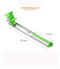 Stainless Steel Cut Watermelon Artifact Windmill Cut Watermelon kitchenware kitchen green 25.5*3*3cm
