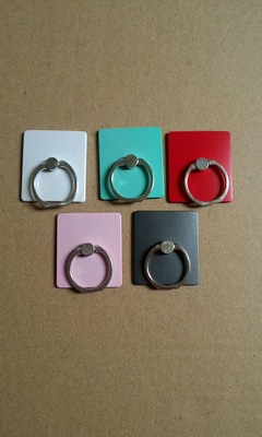 mobile phone ring supports 5 colors mobile phone support Radom one size 1 no
