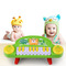 Infant creative music piano puzzle early education keyboard children musical instrument toy piano random 24*10*7 cm