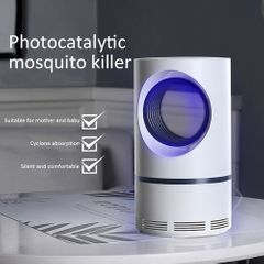 Mosquito Killer Fly Mosquito Trap Anti Mosquito Insect Repellent Killer Pest Control white one size 8W