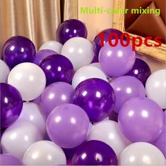 Party balloon decoration supplies wedding celebration  latex arch balloon arrangement