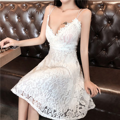Banquet Evening Dress Body Slimming Vaction Dress Little Gown Noble Sexy Party Dresses as picture m