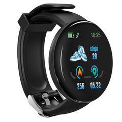 Bluetooth Smart Watch Men Women Waterproof Sleep Heart Rate Tracker Sports Smartwatch Blood Oxygen black