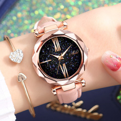 Ladies Star Korean Fashion Watch Quartz Watch 01