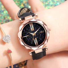 Ladies Star Korean Fashion Watch Quartz Watch 02