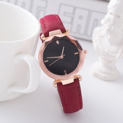 New fashion diamond watch women trend quartz watch 05