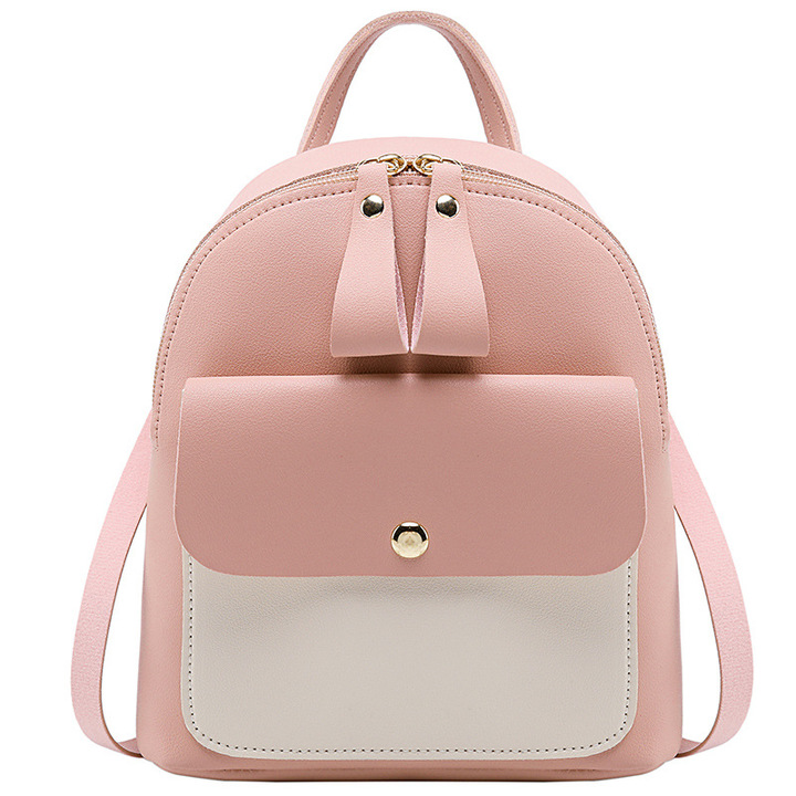 2019 new girl cute backpack students  small backpack 04 all code