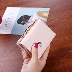 New women fashion wallet cute print wallet card bag purse student wallet 01 all code