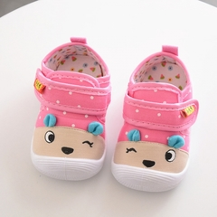 Spring and autumn baby girl soft bottom anti-kick shoes boy called shoes 01 16
