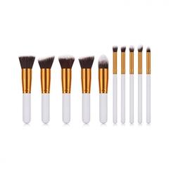 10Pcs Makeup Brush Sets Beauty Tools Brush Loose Powder Eye Shadow Brush Set 03