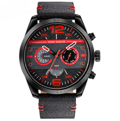 Mechanical style men's watch