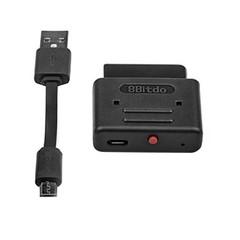 Bluetooth Wireless Gamepads Retro Receiver for SNES/SFC Version For 8Bitdo