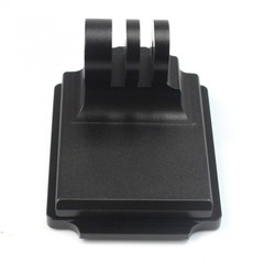Aluminum Fixed Mount Aluminum Mount Base Adapter Suitable for GoPro 3 NVG