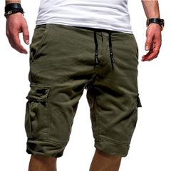 Men clothes Men outdoor sports shorts thin loose tether shorts sports casual shorts 01 m