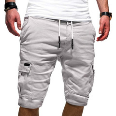 Men clothes Men outdoor sports shorts thin loose tether shorts sports casual shorts 03 l