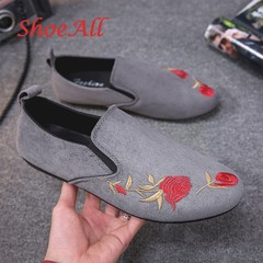 ShoeAll 1 Pair Men Casual Sneakers Loafers Fashion Light Quality Men Shoe