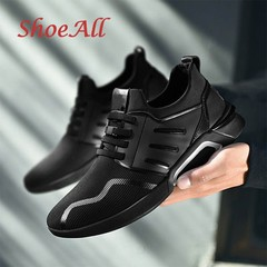 ShoeAll 1 Pair Quality Casual sports Rubber sport Sole Men Shoes