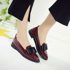SOHI Women Shoes Loafers Patent Leather Slip Fashion Super Promotion
