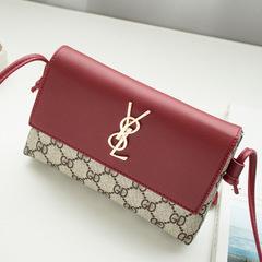 Women Bag Mini Purse for Phone Women's Shoulder Bags Small Clutch Purse Handbags red pu