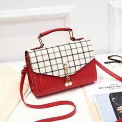 Women's bag  explosion sweet lady lady bag Single Shoulder Bag Satchel Bag handbags red onesize