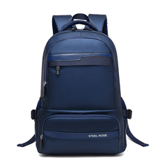 fashion multifunction big capacity backpacks waterproof travel leisure computer bag laptop backpack blue one size