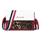 Women Girls Mini Handbags Leather Crossbody Single Shoulder Bag Cellphone Pouch Small square bag red one size