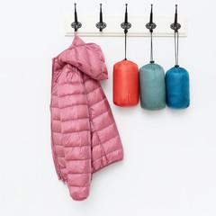 New Casual Ultra Light White Duck Down Jacket Women Winter Warm Coat Lady Plus Size Female Jackets blue s