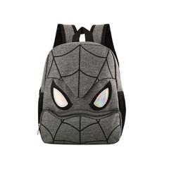 Children School Bags Spiderman Backpack Baby Toddler Bag kids Schoolbag Kindergarten Rucksacks gray one