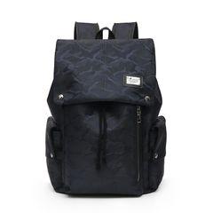 Fashion Men Backpack Shoulder Bag Male Fashion Travel Backpacks Bagpack Laptop Bags For Teenager Boy 1 one