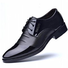 New business dress shoes for spring 2019 black 6.5