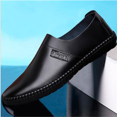 Spring 2019 new British casual versatile soft soles black 6.5