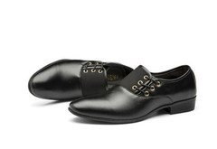 Oxford shoes formal shoes, a new fashion trend in spring 2019 black 6.5