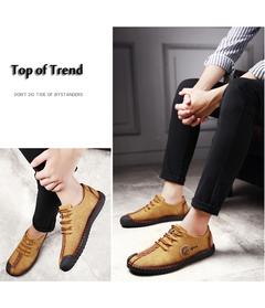 2019 designer Loafers Loafers men's shoes quality split shoes men's flats hot moccasins black 6.5