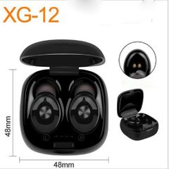 i27 Bluetooth Headsets Wireless Sports Earphone with Cute Charge Box HiFi Good Sound Airpods New white