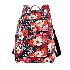 Mummy Maternity Backpack Large Capacity Mom Baby Diaper Bag 6072# Frondent 29x15.5x39cm