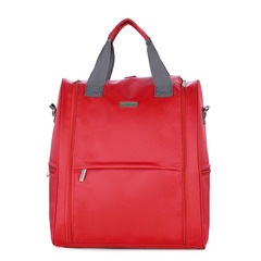 Mom And Kids Handbags Fashion Letter Shoulder Bags 10029# Red 31x16x35cm(L x W x H)