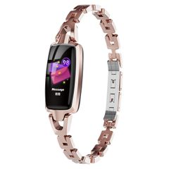 Bluetooth Smart Watch for Women Lady gift Wristwatch HD Screen Wearable Devices Smartwatch Pedometer black