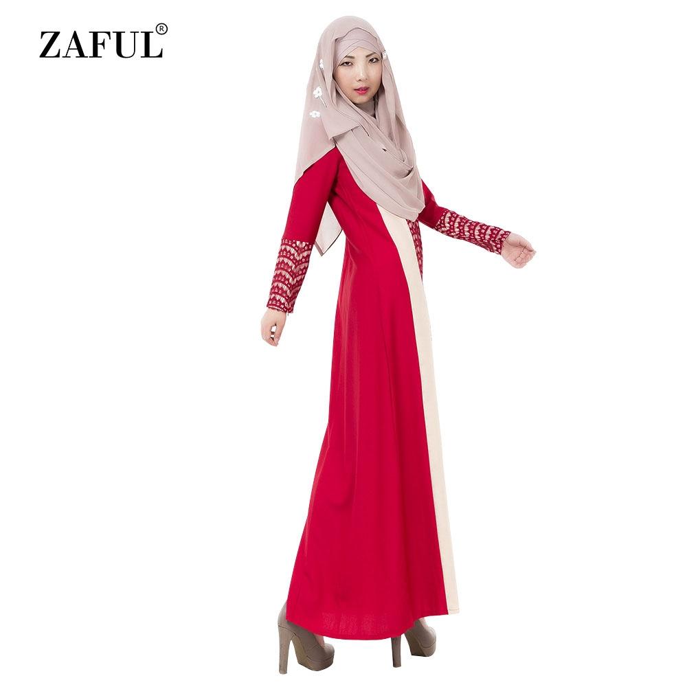 060af3d8a3 Item specifics: Seller SKU:198078001: Brand: Style: Unlimited. Zaful Abaya  Turkey Muslim Women ...