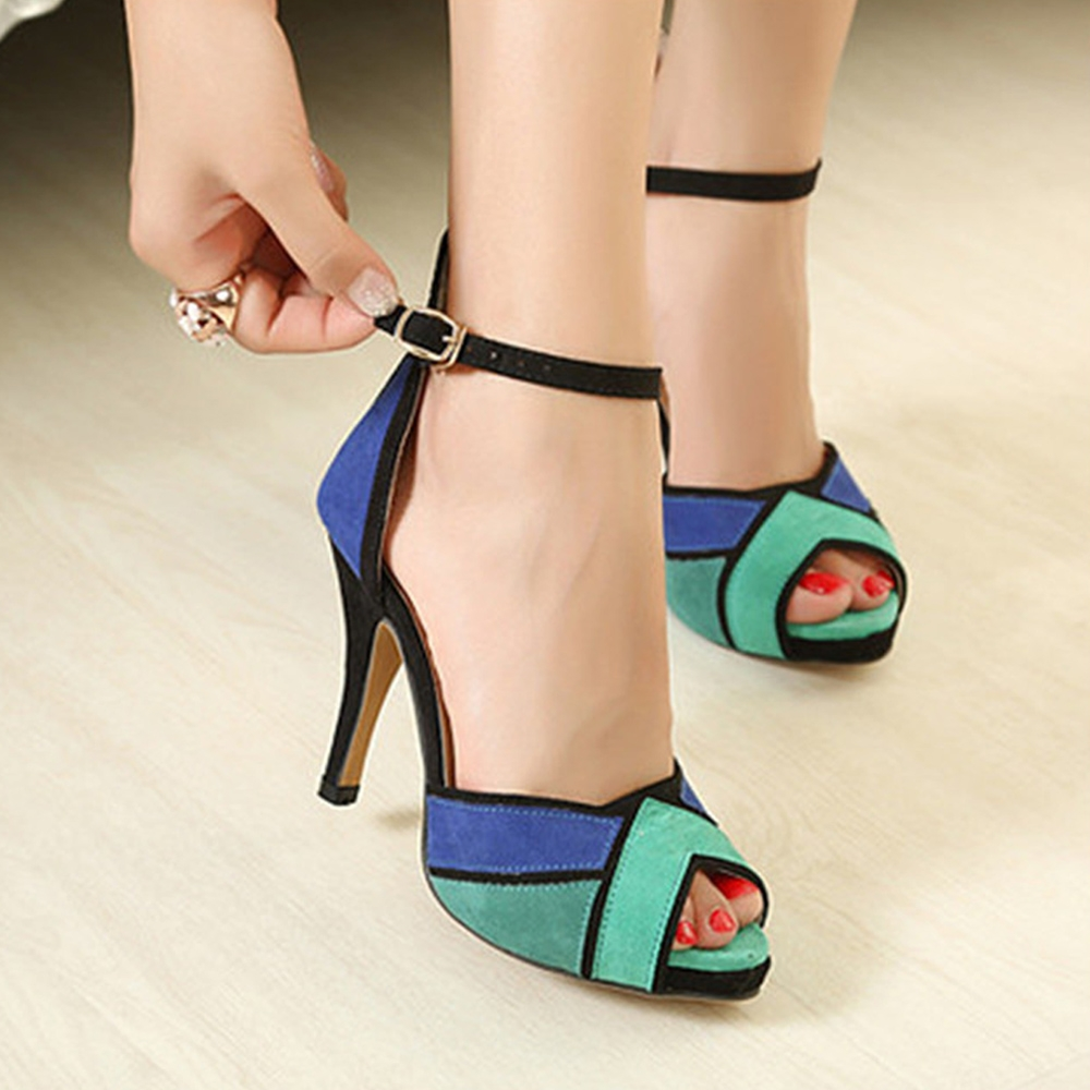 c4b65755414 Item specifics: Seller SKU:182816004: Brand: New 2016 Women High Heels Fashion  Women Sandals Mulheres Sandalias
