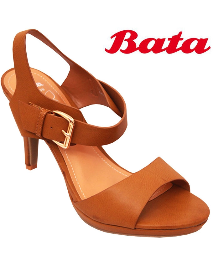 ea782fb99c BATA | Bata Ankle Strap High Heel Shoes - Brown 6 68403 | Kilimall ...