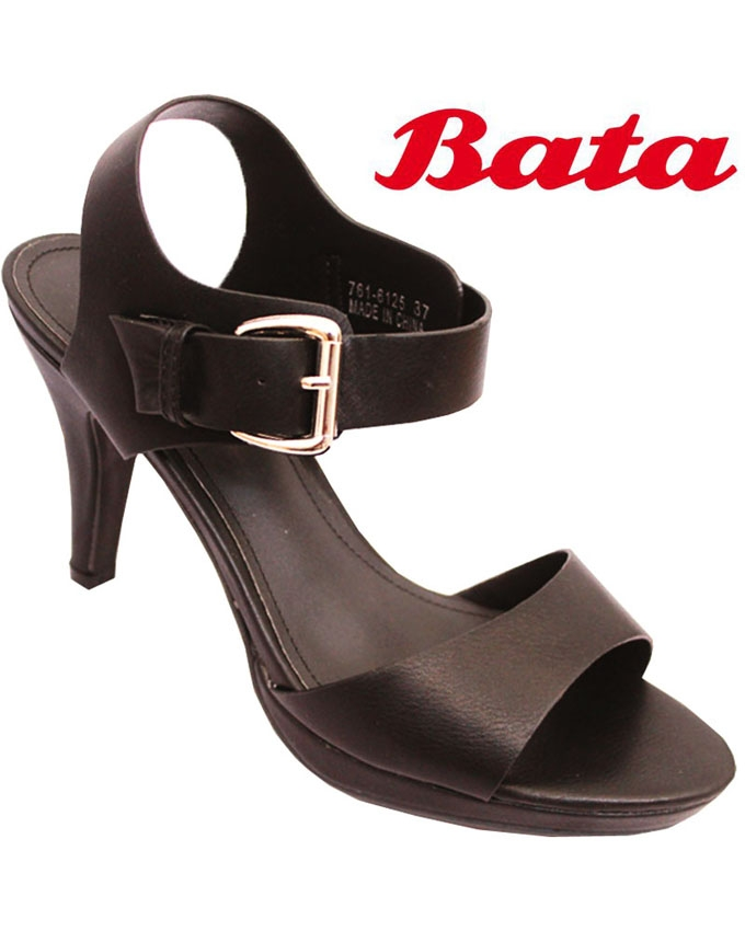 0da787e395 BATA | Bata Ankle Strap High Heel Shoes - Black 6 68409 | Kilimall ...