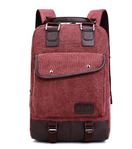 88eb2d12a8 2017 New Fashion Women and Men Backpack Unisex Canvas Backpacks Laptop  Backpack Travel School Bag red one size  Product No  64835. Item specifics   Brand