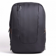 Candy Black Laptop Backpack Man Daily Rucksack Travel Bag School Bags 15.6 inch Women backpack black one size