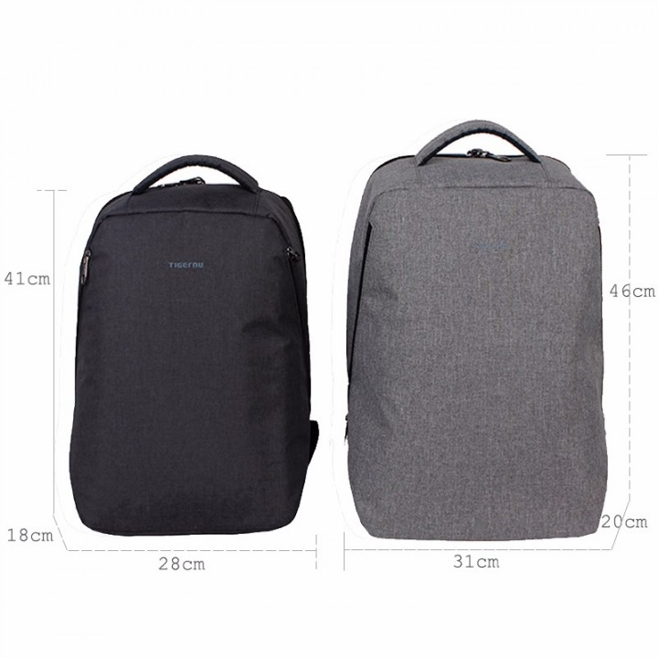 125a592f3ba Backpack Men Unisex Light Slim Minimalist Fashion Backpack Women 14